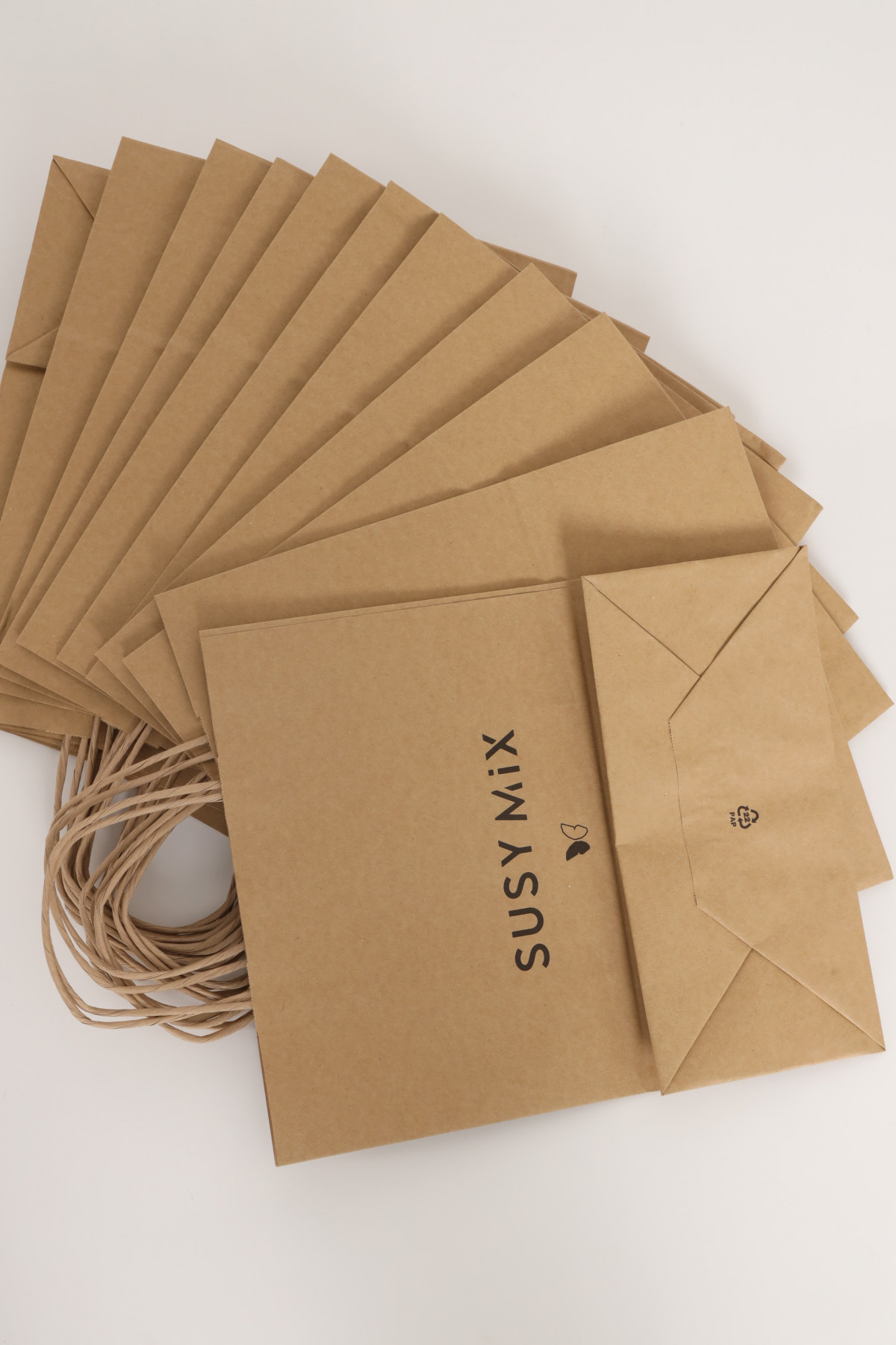 Paper Shopper 30x25cm (20Pcs)
