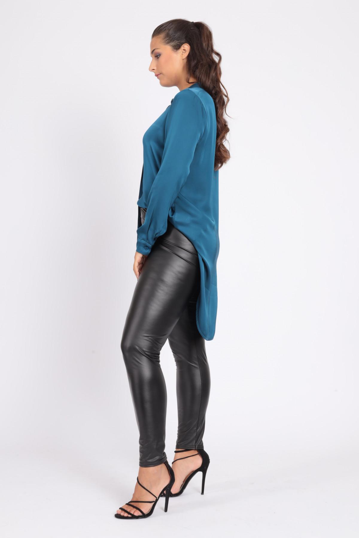 Eco Leather Leggings