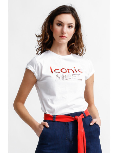 T- Shirt Iconic Sweet