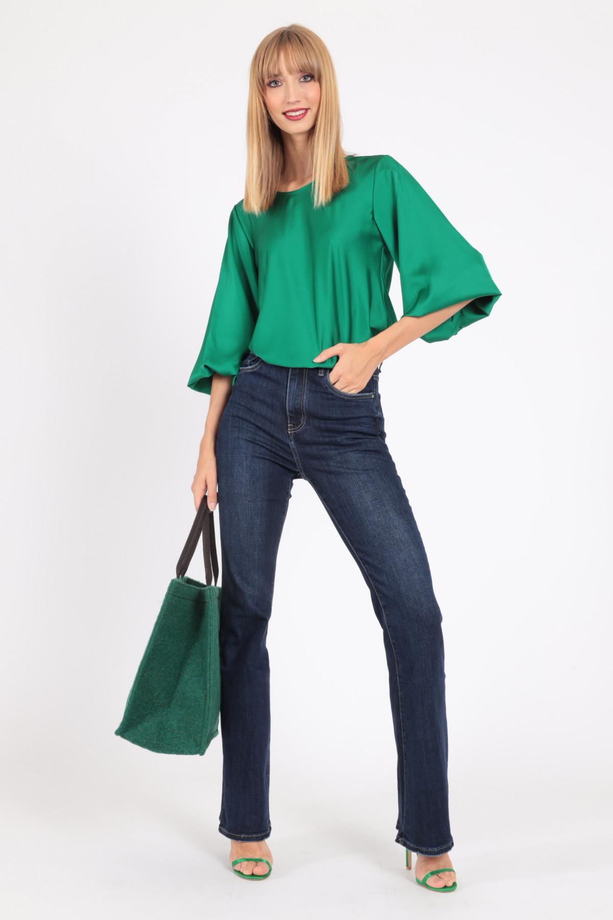 Jeans Stretch a Zampa