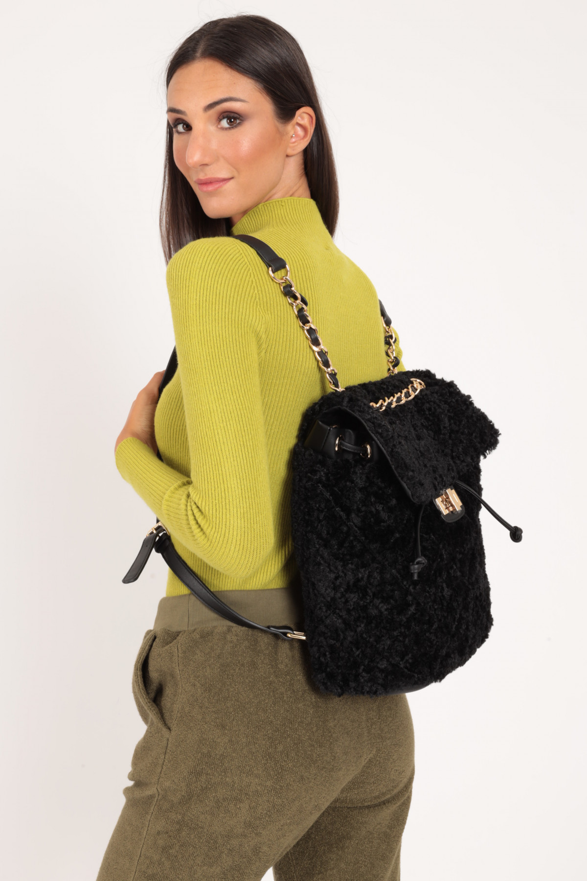 Ecofur backpack