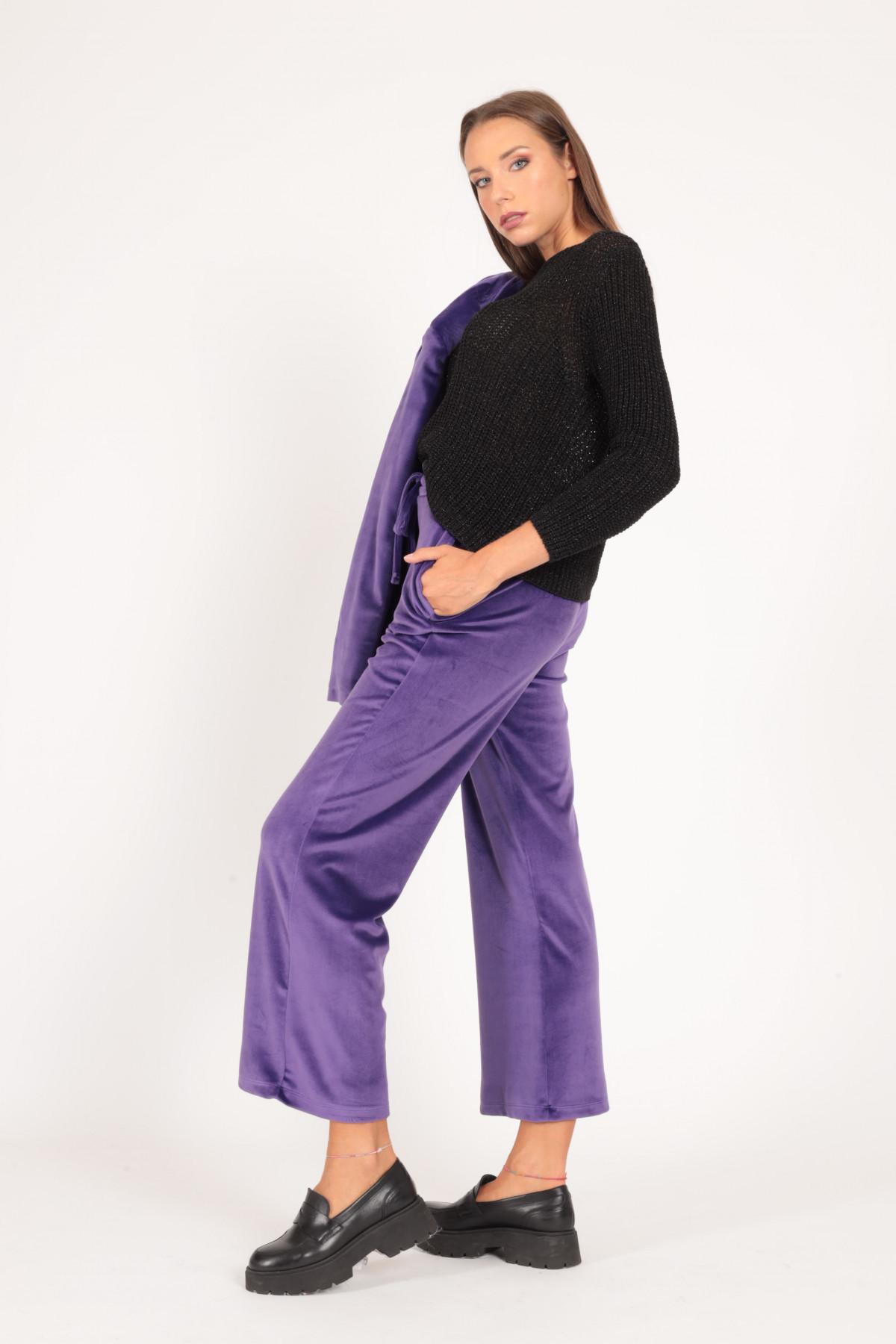 Pantalone 93%pl 7%ea