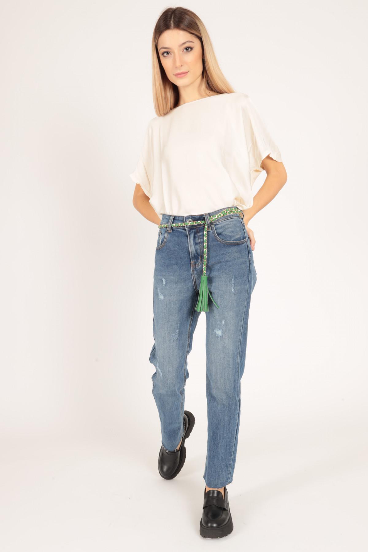 Jeans t.vivo 93%co 5%pl 2%ea