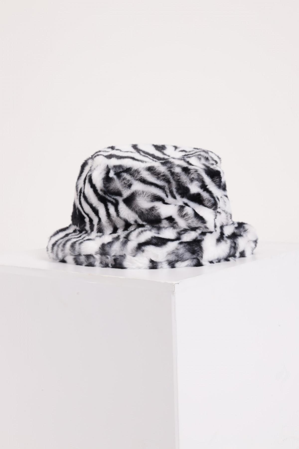 Cappello animalier 100%pl