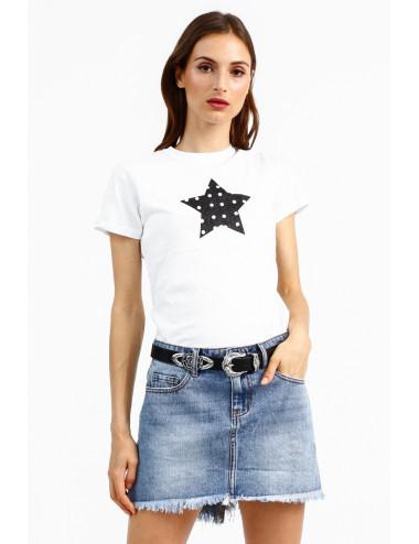 T-shirt Stella Glitter